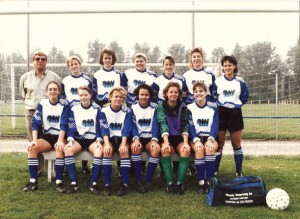 SDV dames 1 1990